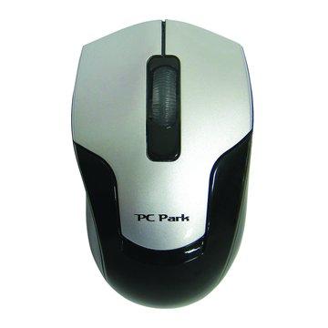 銀黑/PC-082USBK光學滑鼠/USB