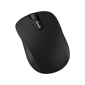 Microsoft 3600藍牙行動滑鼠(黑)