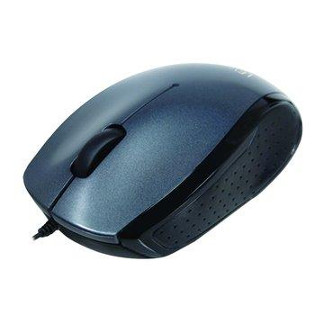 鐵灰/M727藍光滑鼠/USB