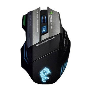 ELE-G9 記憶雷神索爾-電競藍光雷射滑鼠