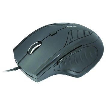 MS-BL072藍光滑鼠/USB(鐵灰)
