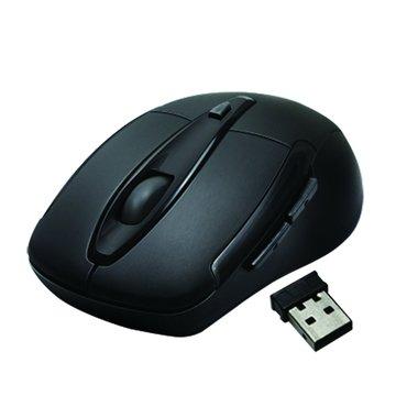 黑/SYMS-X5 2.4G無線滑鼠