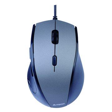 A4  D-740X/絕塵精準無孔遊戲鼠/USB(鐵灰)