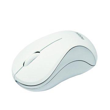 INTOPIC 廣鼎 MS-069飛碟有線光學鼠/USB(白)
