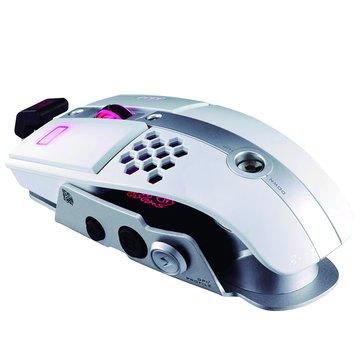 Level 10M雷射電競滑鼠/USB(白)