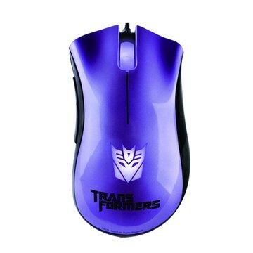 紫/煉獄奎蛇-變形金剛3震盪波電競鼠/USB