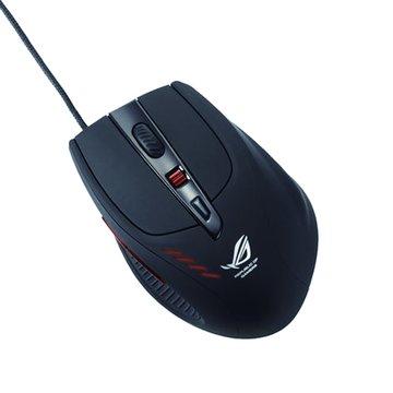 GX950黑鷹電競遊戲鼠/USB(黑)