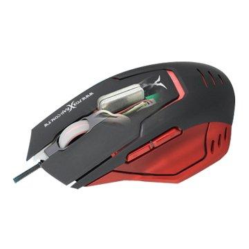 FOXXRAY  FXR-BM-20-RD電競滑鼠(紅)