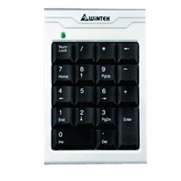 TK50U超迷你數字鍵盤/USB(黑)(福利品出清)