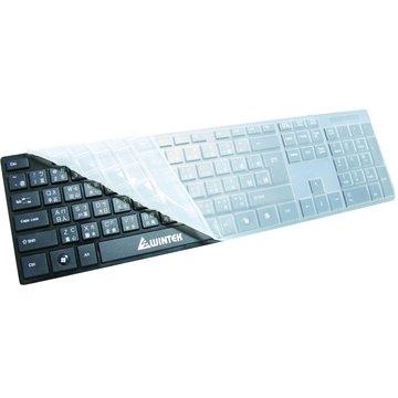 黑/WK770巧克力鍵盤/USB(福利品出清)