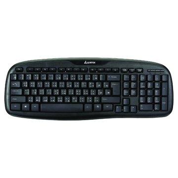 WINTEK 文鎧 WK160黑武士防水鍵盤/USB(黑)