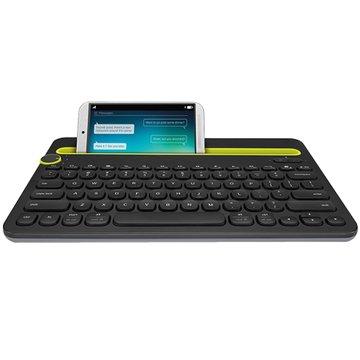 K480藍芽多功鍵盤(黑)(福利品出清)