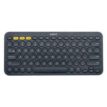Logitech 羅技 K380藍芽多功鍵盤(黑)(福利品出清)