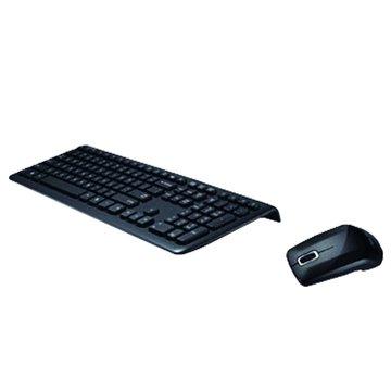 W3000無線鍵鼠組(黑)