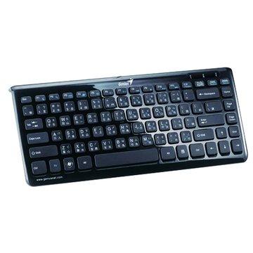 鋼琴黑/i200迷你超薄巧克力鍵盤/USB(福利品出清)