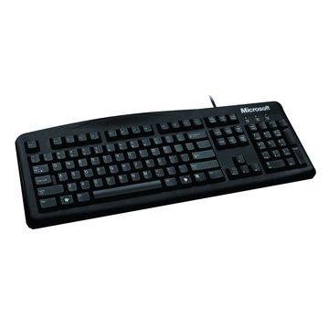 200標準鍵盤/USB(黑)(福利品出清)