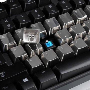 機械式鍵盤金屬鍵帽WASD四顆
