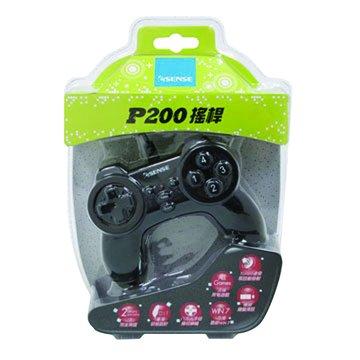 黑/P200搖桿/USB