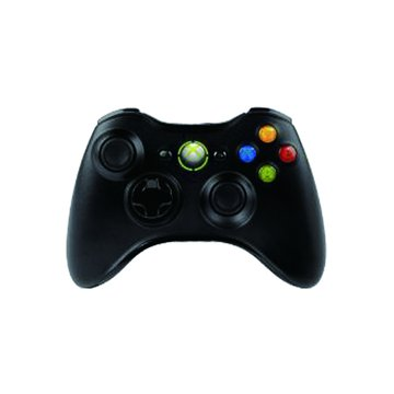 Microsoft 微軟 無線遊戲控制器(黑)