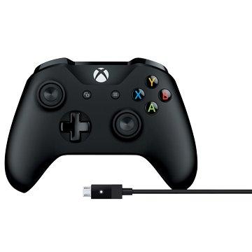 Microsoft Xbox 控制器+Windows 電腦連接線