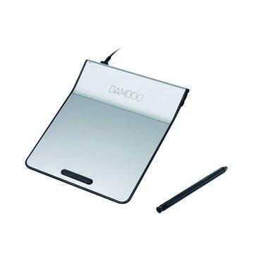 Bamboo Pad(鐵灰/黑)無線觸控手寫板