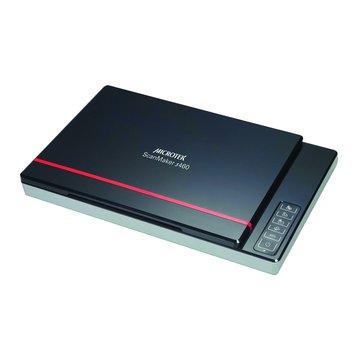 ScanMaker S460平台式掃描器(含光罩)(福利品出清)