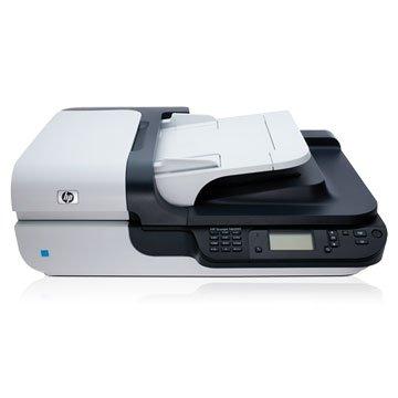 HP Scanjet N6350 網路文件平台式掃描器(福利品出清)