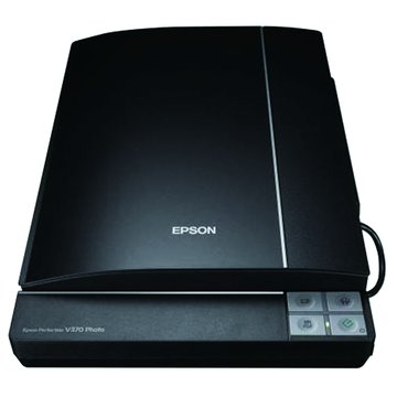 EPSON 愛普生 V370 Photo超薄掃瞄器
