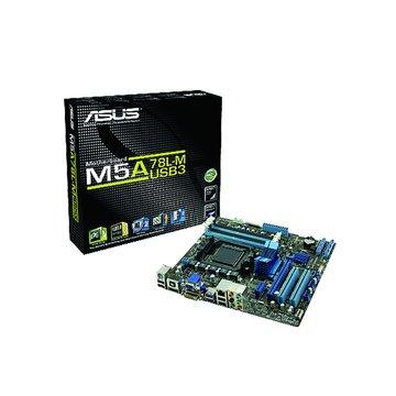 M5A78L-M/USB3/AM3+ 主機板