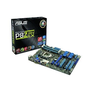 P8Z68-V LX 主機板
