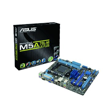 M5A78L-M LX/PLUS/AM3+ 主機板