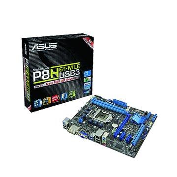 P8H61-M LE/USB3/H61 主機板