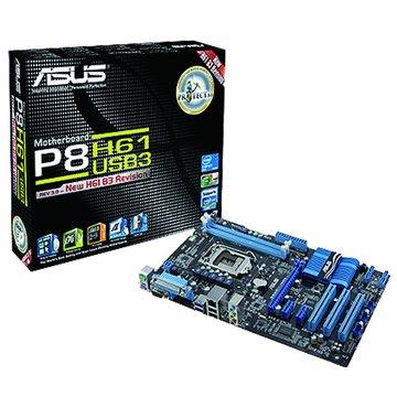 P8H61/USB3/H61 主機板