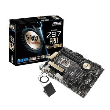 Z97-PRO(WiFi)/USB 3.1/1150/Z97主機板