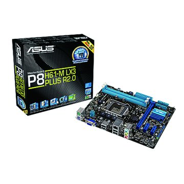 P8H61-M/LX3/PLUS/R2 主機板