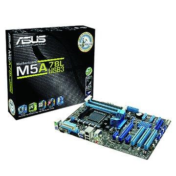 M5A78L/USB3/AM3+ 主機板