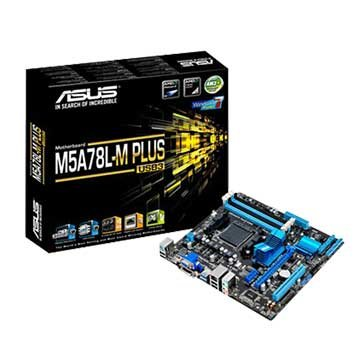 ASUS M5A78L-M PLUS/USB3 主機板/AM3+