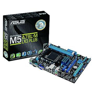 M5A78L-M LX3 PLUS/AM3 主機板