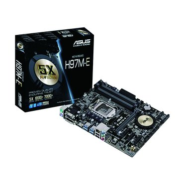 H97M-E /1150/H97 主機板