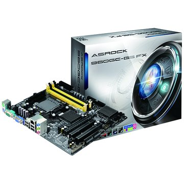 960GC-GS FX/AM3+ 主機板