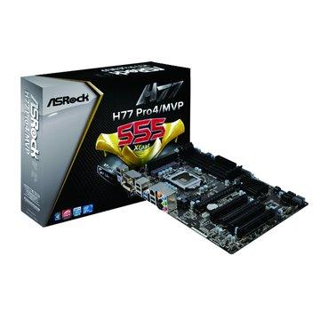 H77 Pro4/MVP/H77 主機板