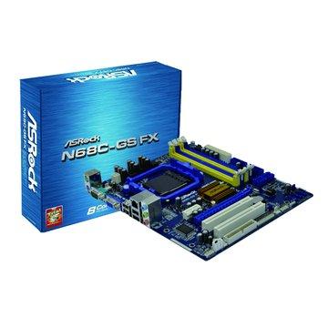 N68C-GS FX/nForce 630a主機板