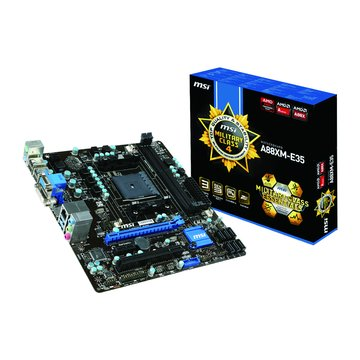 A88XM-E35/FM2+/A88X 主機板