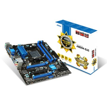 A88XM-E45/A88X/FM2+ 主機板