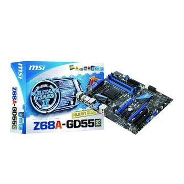 Z68A-GD55(B3)/Z68 主機板