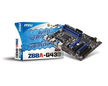 Z68A-G43(B3)/Z68 主機板