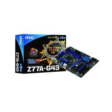 Z77A-G43/Z77 主機板