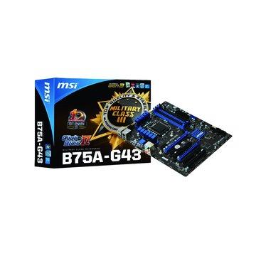 B75A-G43/B75 主機板