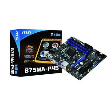 B75MA-P45/B75 主機板