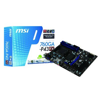 760GA-P43/AMD760 主機板